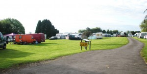 dog friendly caravan park & campsite near Dorchester in Dorset - Giants Head